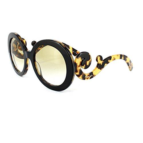 Buy Prada Sunglasses SPR 27N BLACK NAI-9S1 SPR27N